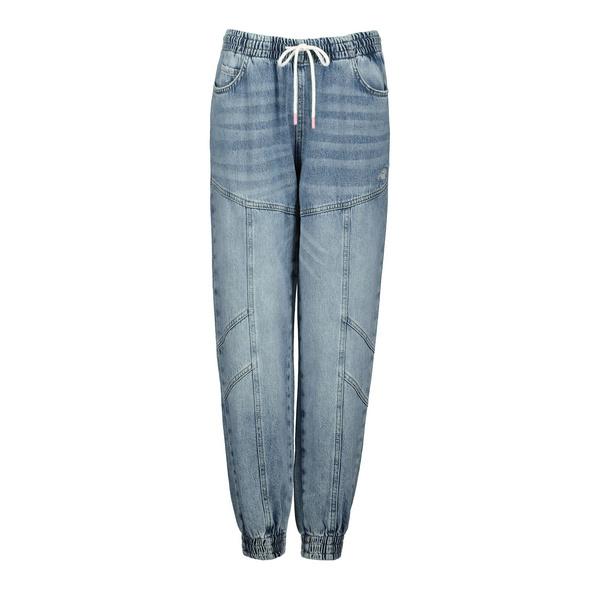 High Waist Joggers Jeans