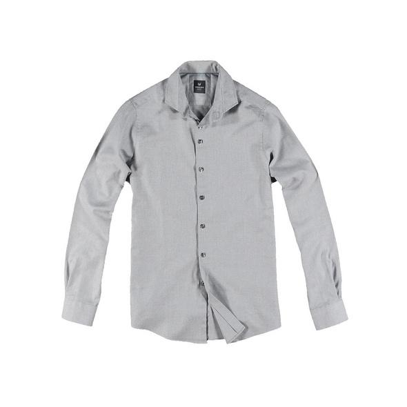 Dezent gemustertes Hemd