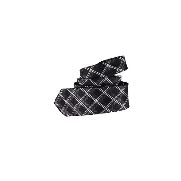 Krawatte im Karodesign.