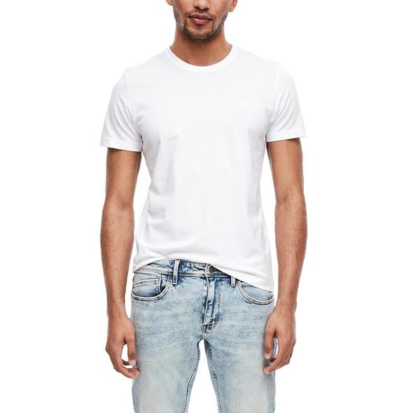 2er-Pack Crew Neck-Shirts - T-Shirt