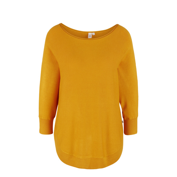 Bat Sleeve-Pullover aus Feinstrick - Fledermauspullover
