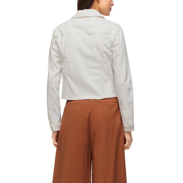 Jeansjacke mit Boxy Shape - Jeansjacke