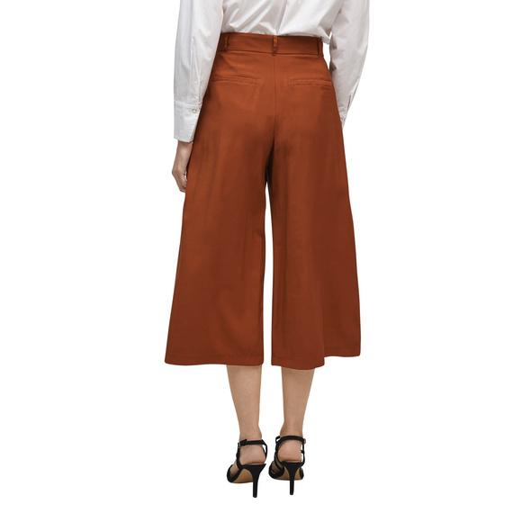 Regular Fit: Wide leg-Culotte - Hosenrock