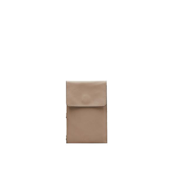 Kleine Umhängetasche aus Leder - Tasche