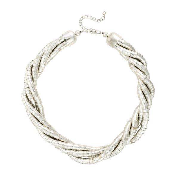 Kette - Silver Structure