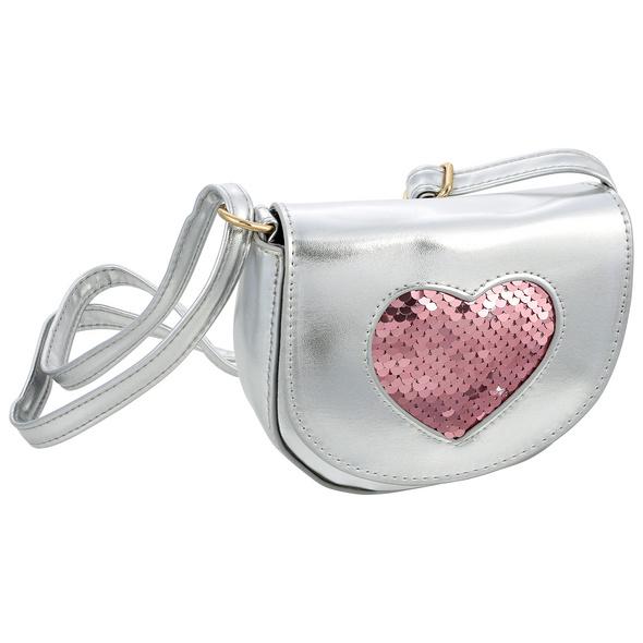 Kinder Tasche - Metallic Love