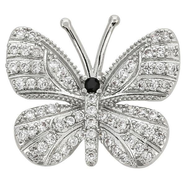 Brosche -Sweet Little Buttefly
