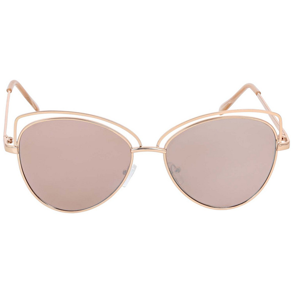 Sonnenbrille - Rosé Look