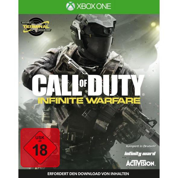 Call of Duty: Infinite Warfare Standard Edition