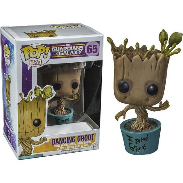 Marvel Guardians of the Galaxy - POP!-Vinyl Figur I am Groot
