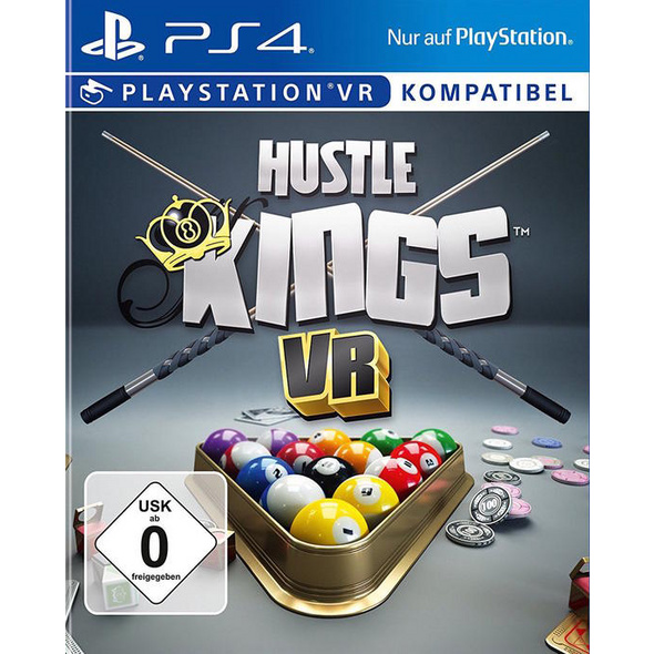 PlayStation VR Hustle Kings