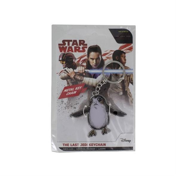 Star Wars Episode VIII - Schlüsselanhänger Porg