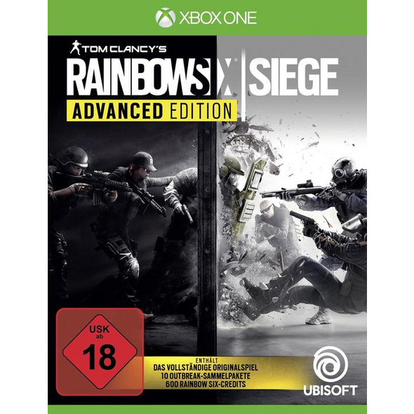 Tom Clancy's Rainbow Six: Advanced Edition