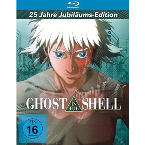 Ghost in the Shell - 25 Jahre Jubiläums-Edition (Blu-Ray)