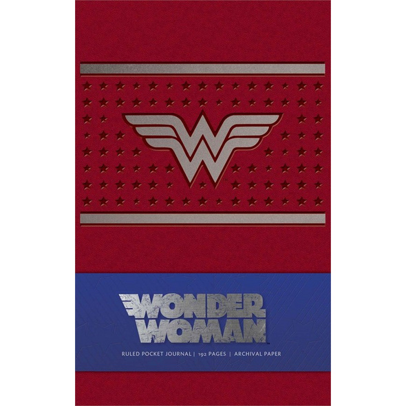 Wonder Woman - Notizbuch