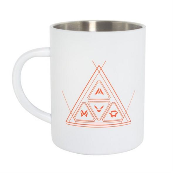 Anthem - Tasse Logo Metall