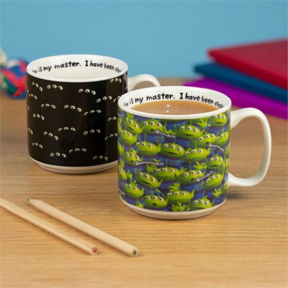 Toy Story - Thermo-Effekt Tasse