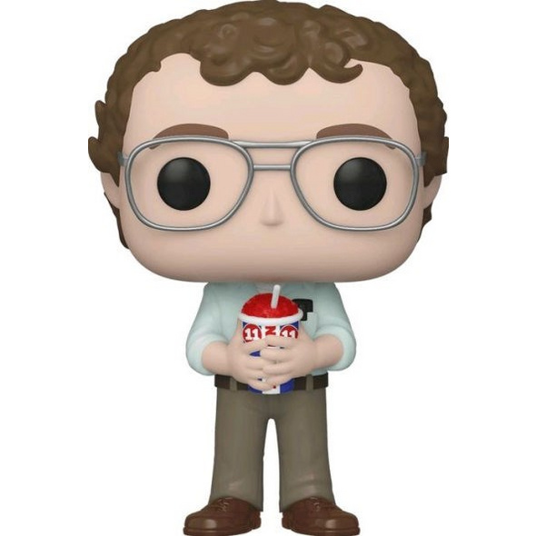 Stranger Things - POP!- Vinyl Figur Alexei
