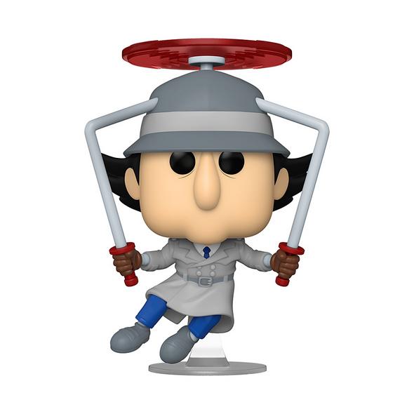 Inspector Gadget - POP! Vinyl - Figur Fliegend