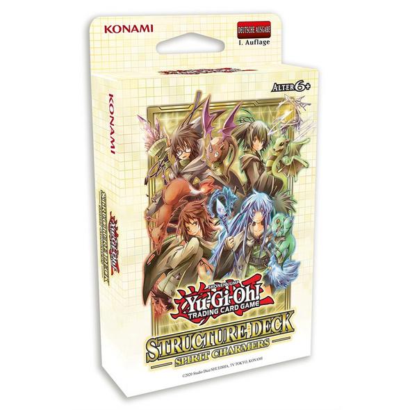 Yu-Gi-Oh! Tradingcard Game - Spirit Chambers Struktur Deck
