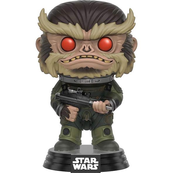 Star Wars Rogue One - POP! Vinyl-Figur Bistan