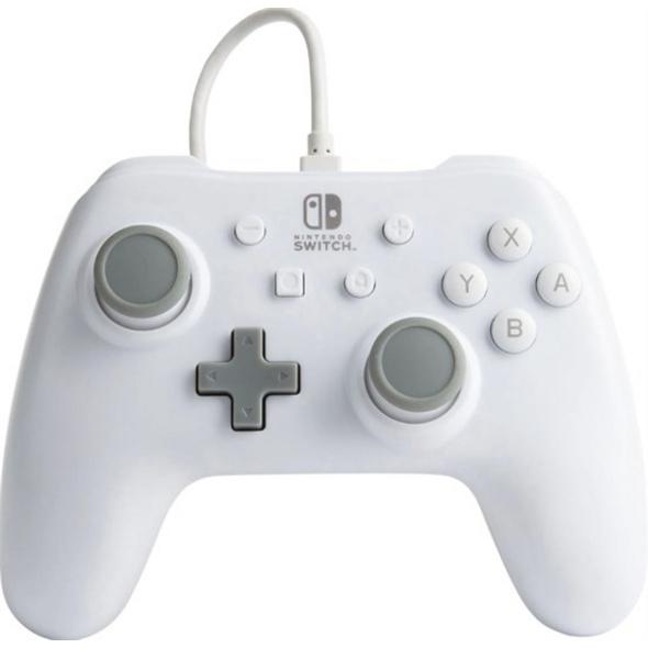 Nintendo Switch PowerA Wired Controller weiß