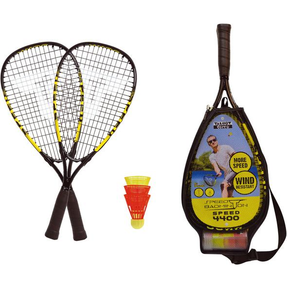 Talbot-Torro Speed Badmintonset 4400 Badmintonschläger