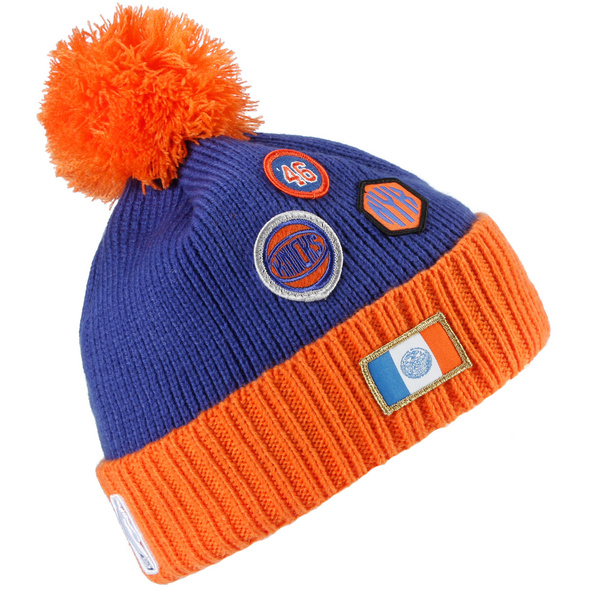 New Era New York Knicks Beanie