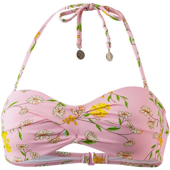 Maui Wowie Flower Bikini Oberteil Damen
