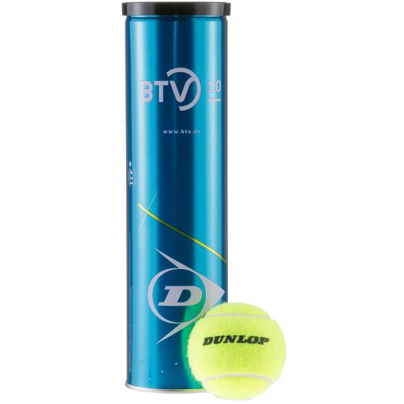 Dunlop BTV 1.0 Tennisball
