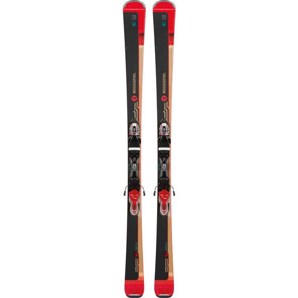Rossignol Famous 6 + Xpress W11 GW All-Mountain Ski Damen