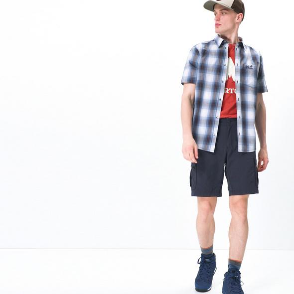 Jack Wolfskin HOT CHILI Kurzarmhemd Herren