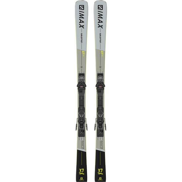 Salomon S/MAX X7 Ti R + M10 GW All-Mountain Ski Herren