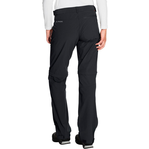 VAUDE Farley Stretch ZO T-Zip Zipphose Damen