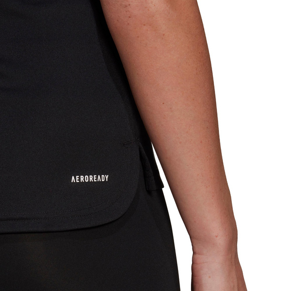 adidas 3-STRIPES DESIGNED2MOVE AEROREADY Funktionstank Damen