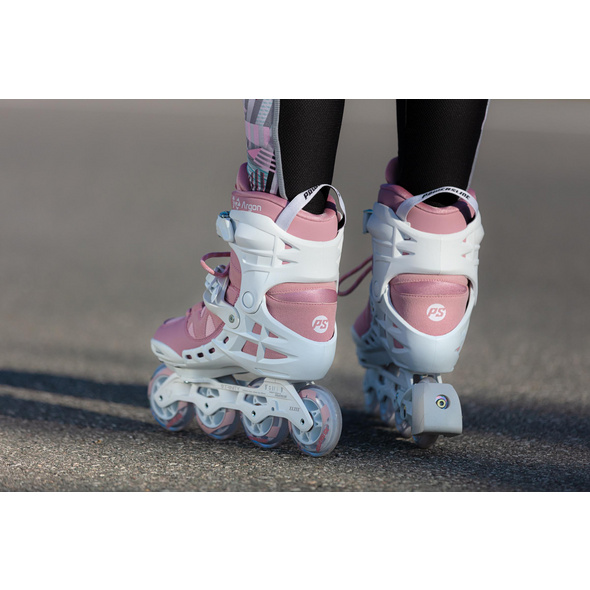POWERSLIDE Argon Rose 80 Fitness Skates Damen