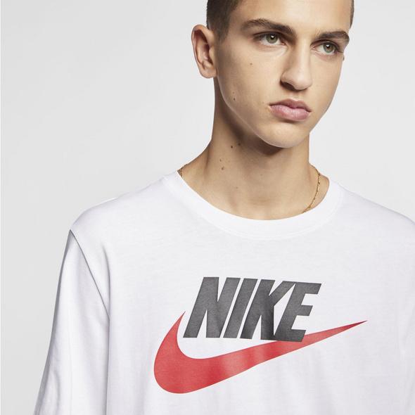 Nike NSW Icon Futura T-Shirt Herren