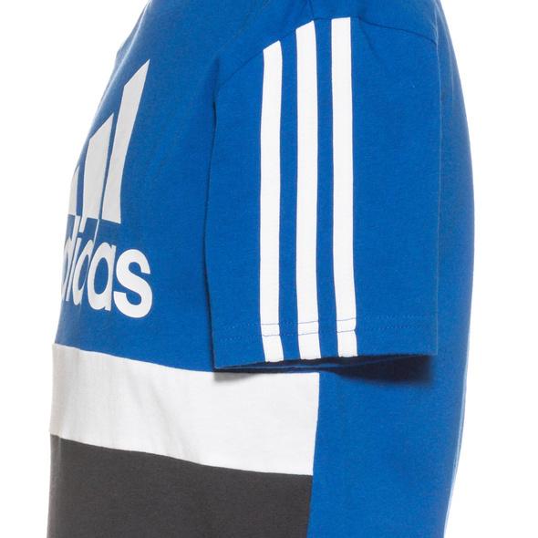 adidas ESSENTIALS COLORBLOCK T-Shirt Jungen
