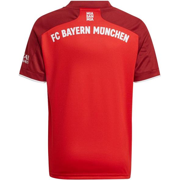 adidas FC Bayern 21-22 Heim Trikot Kinder