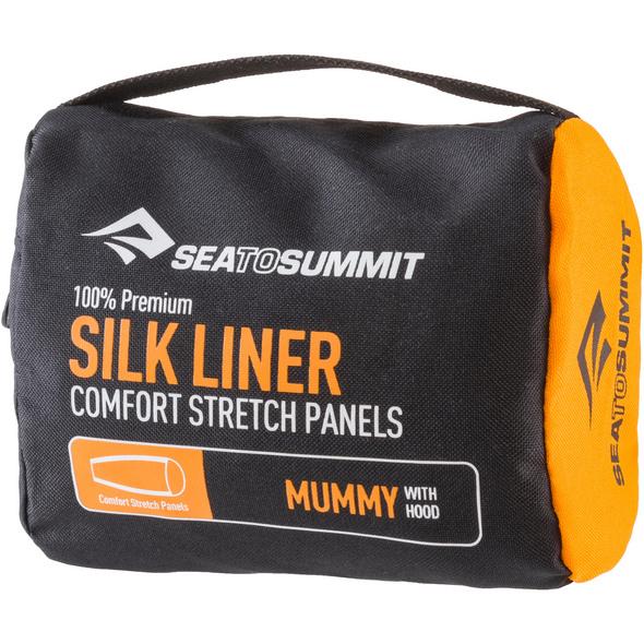 Sea to Summit Silk Liner Hüttenschlafsack
