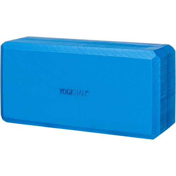 YOGISTAR.COM Basic Yoga Block