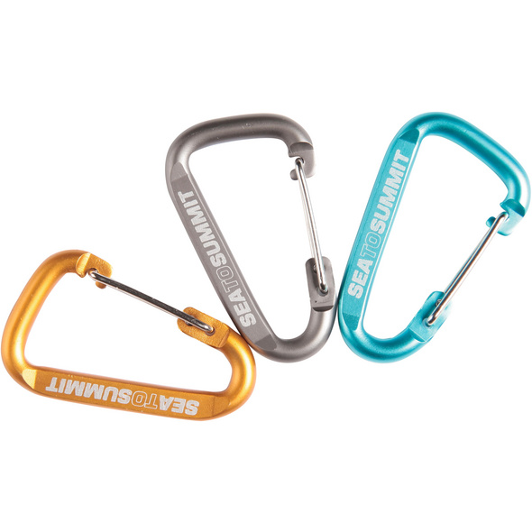 Sea to Summit Karabiner 3 Pack Karabiner