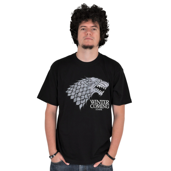 Game of Thrones - House Stark T-Shirt