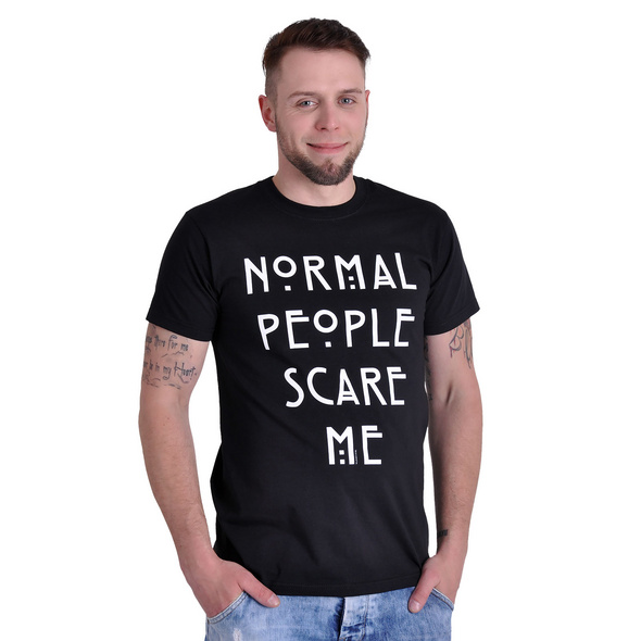 American Horror Story - Normal People Scare Me T-Shirt