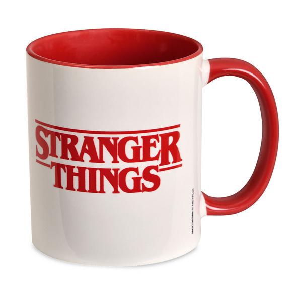 Stranger Things - Logo Tasse