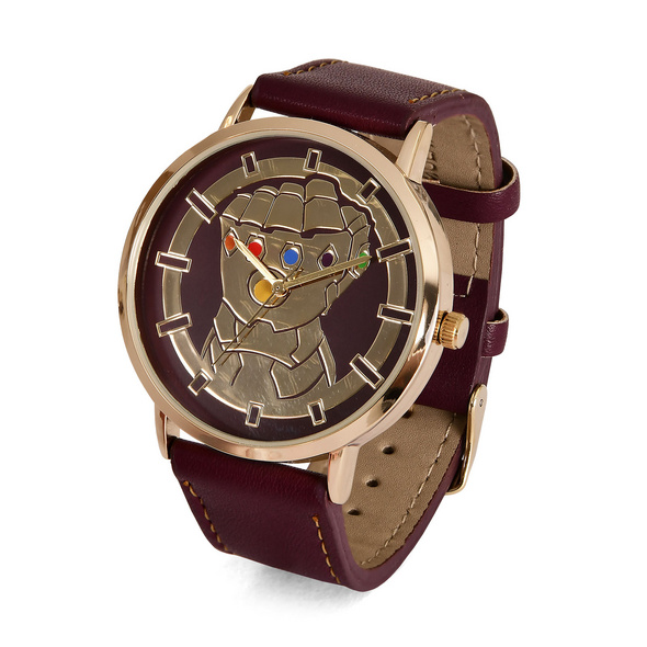 Thanos - Infinity Gauntlet Armbanduhr