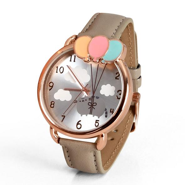 Pusheen - Party Armbanduhr