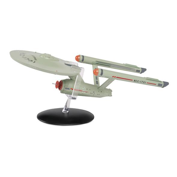 Star Trek - USS Enterprise NCC-1701 Hero Collector Figur