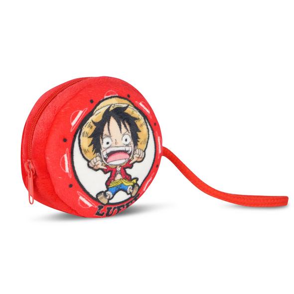 One Piece - Luffy Plüsch Kleingeldbörse