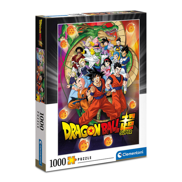 Dragon Ball Super - Characters Puzzle 1000 Teile